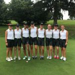 Girls Golf Gets Win Over Oakland Catholic