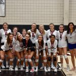 USC Volleyball Host Successful Tournament