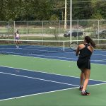 USC Girls Tennis Gets Win Over Mount Lebanon