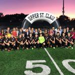 Boys Soccer Gets Win On Senior Night!