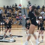 Girls Volleyball Gets Win Over Bethel Park