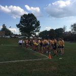 Boys And Girls Cross Country Compete Against Canon Mac & South Fayette