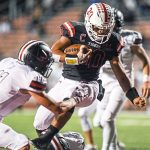 USC Football Comes Up Short Against Moon