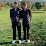 Nathan Piatt And Scott Jordan Compete At PIAA Championship
