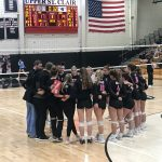 USC Girls Volleyball Defeats Mt. Lebanon