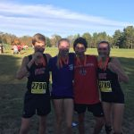 USC Cross Country Competes At Mingo Creek Park