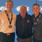 Nathan Piatt and Scott Jordan Earn Medals In PIAA Championships!