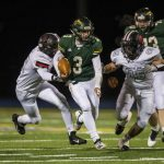 Upper St. Clair Football Falls To Penn-Trafford