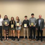 Big 56 Awards - Girls Volleyball and Soccer