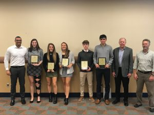 Big 56 Awards – Girls Volleyball and Soccer