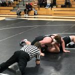 USC Wrestlers Compete At Southmoreland Tournament