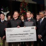USC Boys Golf Program Donates To Children's Hospital