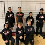 Junior High Wrestling Team Competes Well At Keystone Oaks Tournament!
