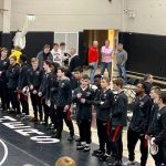 USC Wrestling Falls To Peters Township