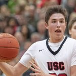 USC Boys Basketball Earn Section Win Over Bethel Park!
