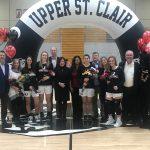 USC Girls Basketball Defeat Canon Mac On Senior Night!