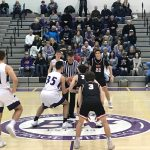USC Boys Basketball Get Section Road Win!