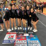 USC Dance Team Finishes First Place