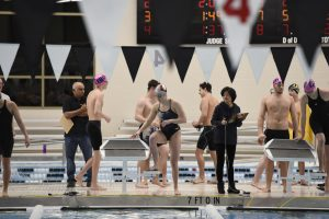 Varsity Swimming vs Mt. Lebanon – 02/14/2020