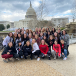 Girls Lacrosse Season Begins With Trip To Washington DC