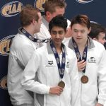Congratulations To USC Boys 200 Medley Relay At PIAA Championships!