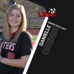 Senior Spotlight: Danielle Orendi