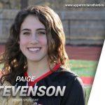 Senior Spotlight: Paige Stevenson