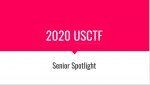 2020 USCTF Senior Slideshow!!!