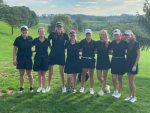 Girls Varsity Golf Fall To South Fayette In A Great Match!