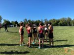 USC Cross Country Competes Against Baldwin And Trinity