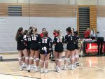 USC Girls Volleyball Gets Win Over Peters Twp!