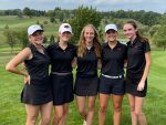 USC Girls Golf Compete In WPIAL Section Qualifier!