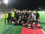 USC Boys Soccer Gets Road Section Win Over Canon Mac In Overtime!