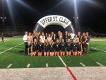 Girls Soccer Gets Win On Senior Night!