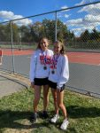Anna Rush And Maggie Stief Place 3rd In WPIAL Doubles!