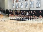 USC Girls Volleyball Earn Tough Section Win!