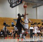 Boys Varsity Basketball Defeats Canon McMillian