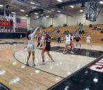Girls Varsity Basketball Defeats Latrobe!