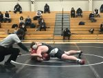 USC Wrestling Compete At Burgettstown!