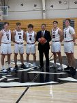 Boys Varsity Basketball Suffers First Loss of the Year