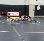 Wrestling Falls Short vs McGuffey