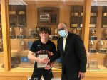 Congratulations Ethan Dahlem!