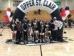 USC Girls Basketball Earns Win On Senior Night!!