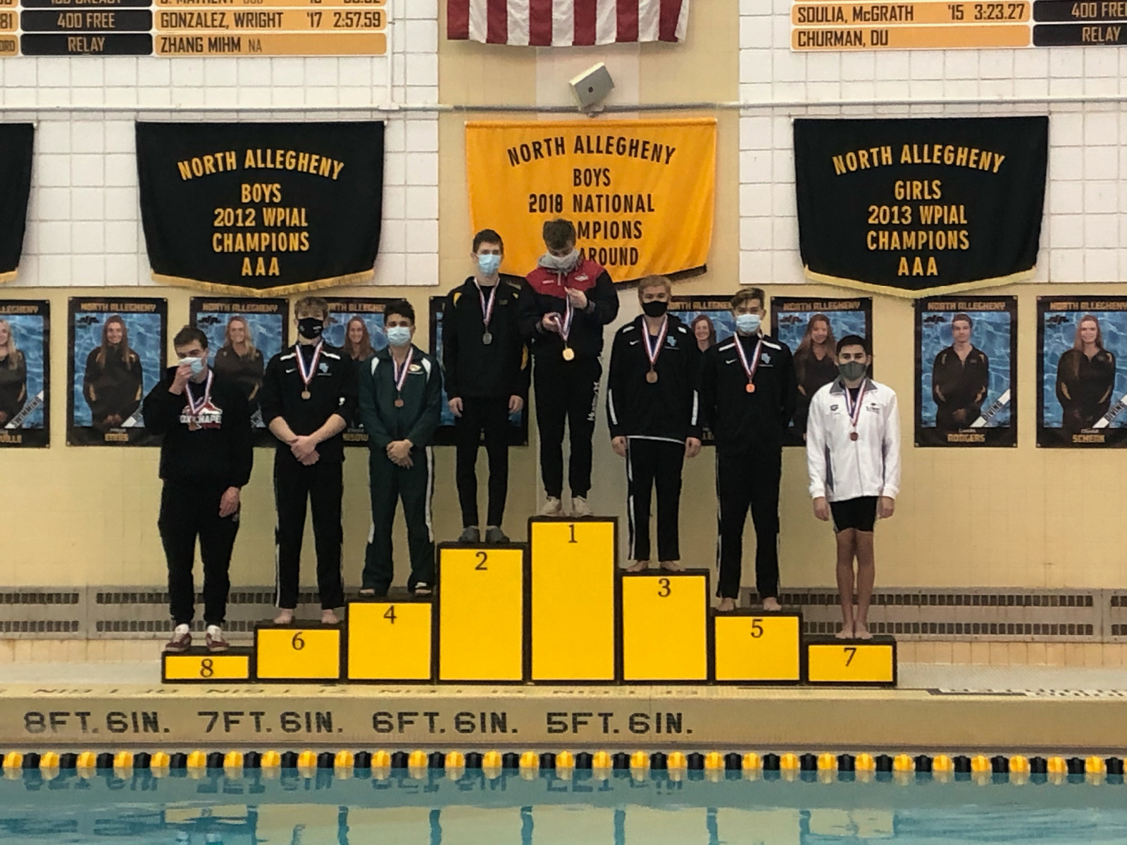2021 WPIAL Diving Championships!