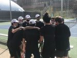USC Boys Tennis Remain Undefeated With Win Over Trinity!