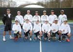 Boys Tennis Remain Unbeaten With Win Over South Fayette!