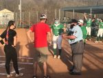 Softball Rally Falls Short!