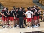 USC Boys Volleyball Falls To Peters Township!
