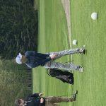 Boy's Varsity Golf defeats Chesaning Union 198-202