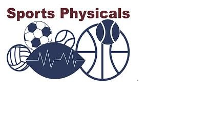 Sports Physicals – June 4, 2018